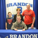 Bickett Signs with Dayton Football