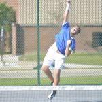 Boys Varsity Tennis vs Holly 2017-09-14