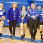Varsity Volleyball Senior Night vs Waterford Mott 2017-10-19 Photo Gallery