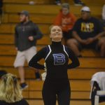 Varsity Pom Pon at Half Time on 2018-01-11 Photo Gallery