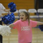 Varsity Pom Pon with Future Varsity Pommers 2018-02-20 Photo Gallery
