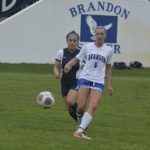 Girls Varsity Soccer 2-0 win over Owosso 2018-05-03 Photo Gallery