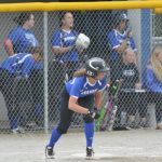 Girls Varsity Softball MHSAA district game vs Linden 2018-06-02 Photo Gallery