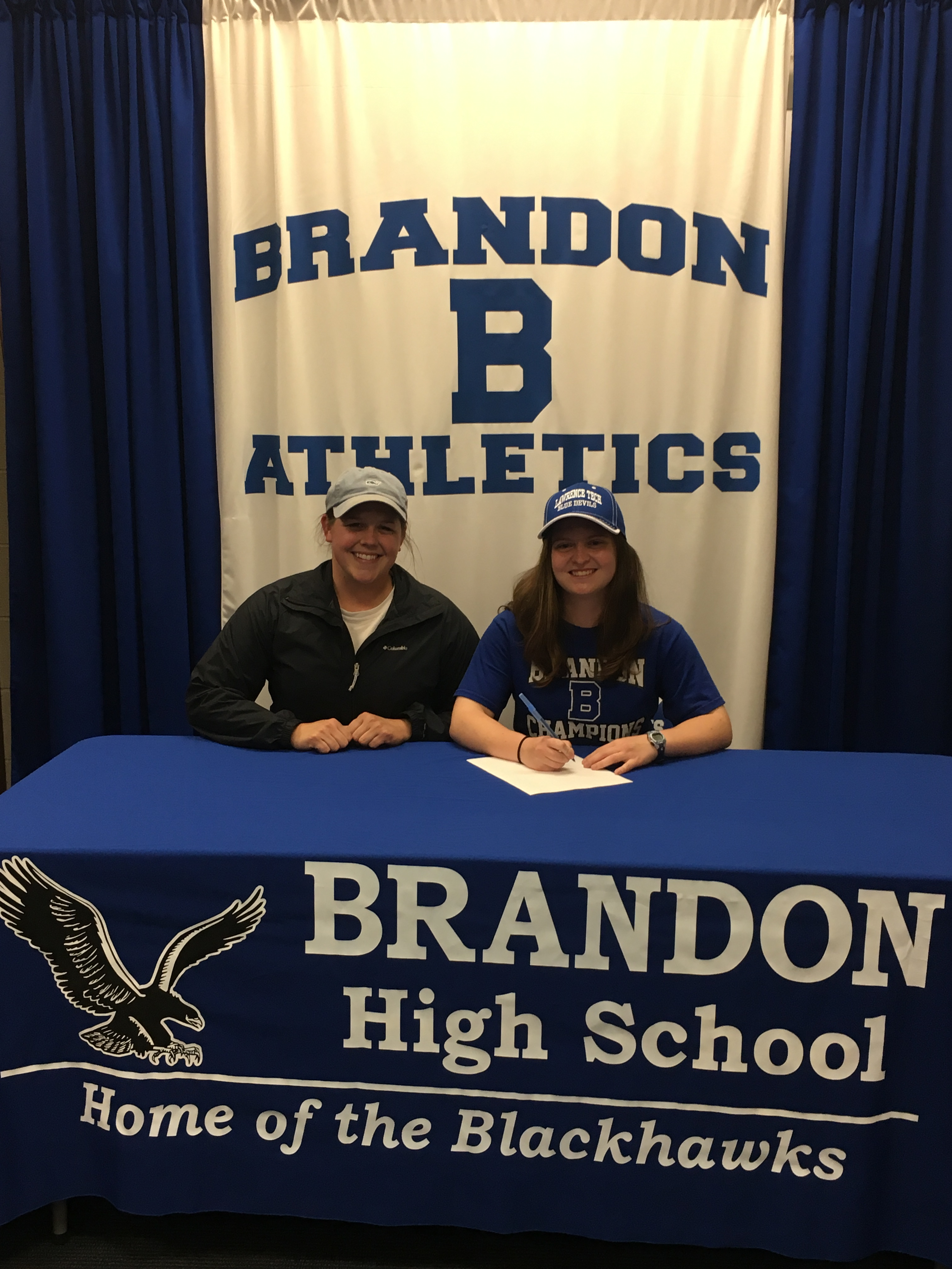 Rachel Devine Signs with Lawrence Tech to Play Soccer