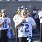 Girls Middle School Sideline Cheer 2018-09-26 Photo Gallery