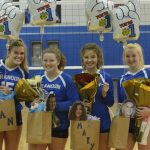 Varsity Volleyball 3-0 win over Swartz Creek on Senior Night 2018-10-23 Photo Gallery