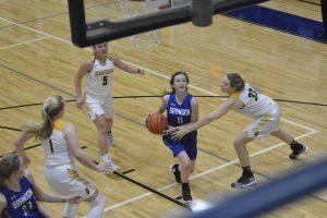 Girls Varsity Basketball vs Goodrich 2018-12-04 Photo Gallery