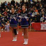 Girls Varsity Competitive Cheer at Holly Bash 2019-02-01