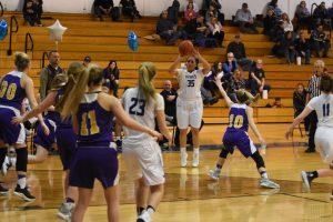 Girls Varsity Basketball Senior Night vs Byron 2019-02-19 Photo Gallery
