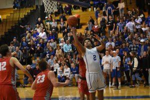 Boys Varsity Basketball vs Holly 2019-02-22 Photo Gallery