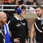 MHSAA Wrestling 2019 State Finals Mikey Nicaj and Brendan McCluskey 2019-03-01 Photo Gallery