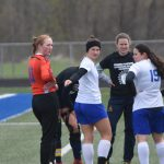 Girls Varsity Soccer vs Goodrich 2019-04-27 Photo Gallery