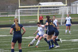 Girls Varsity Soccer vs Goodrich 2019-04-27 Photo Gallery