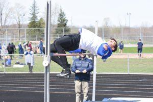 Boys Varsity Track win over Goodrich 2019-04-27 Photo Gallery
