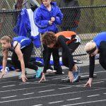 Girls Varsity Track vs Clio and Fenton 2019-05-08 Photo Gallery