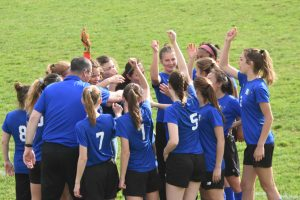 Girls Varsity Soccer vs Waterford Kettering 2019-05-09 Photo Gallery