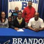 Darian McNeir-Nealy Signs with Defiance College to Play Basketball