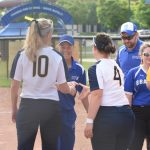 Varsity Softball vs Goodrich MHSAA Districts 2019-06-01 Photo Gallery