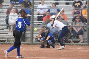 Varsity Softball vs Goodrich MHSAA Districts 2019-06-01 Photo Gallery