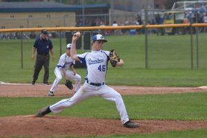 Varsity Baseball vs Goodrich MHSAA Districts Photo Gallery 2019-06-01