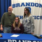 Tessa Ryan Signs with Alma College to Cheer