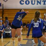 JV Volleyball 27-25, 25-22, 25-22 win over Goodrich 2019-09-12 Photo Gallery