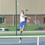 Boys Varsity Tennis vs Holly 2019-09-24 Photo Gallery