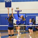 Freshman Volleyball vs Royal Oak 2019-10-29 Photo Gallery