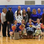 Varsity Volleyball Senior Night 3-0 win over Royal Oak 2019-10-29 Photo Gallery