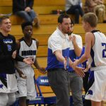 Boys JV Basketball 56-52 win over Fenton 2020-01-15 Photo Gallery