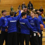 Varsity Basketball 58-50 loss to Fenton 2020-01-14 Photo Gallery
