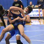Varsity Wrestling 40-31 win over Kearsley and 28-46 vs Goodrich 2020-01-22 Photo Gallery