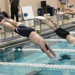 Varsity Swim and Dive vs Holly and Carmen-Ainsworth 2020-01-23 Photo Gallery