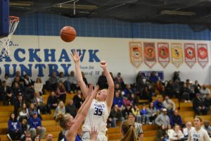 Girls Varsity Basketball vs Lake Fenton 2020-01-24