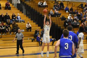Boys Varsity Basketball 57-48 win over Lake Fenton 2020-01-24 Photo Gallery