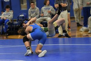 Varsity Wrestling beats Notre Dame Prep 60-23 in MHSAA Semi-final MHSAA Districts 2020-02-13 Photo Gallery