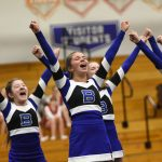 Girls Middle School Competitive Cheer at Brandon Invitational 2020-02-15 Photo Gallery