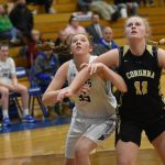 Girls Varsity Basketball loses 49-38 to Corunna 2020-02-21 Photo Gallery