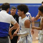 Boys Varsity Basketball 68-36 victory over Corunna 2020-02-21 Photo Gallery