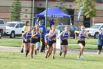 Girls Varsity Cross Country at Goodrich Invitational 2020-09-12 Photo Gallery