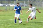 Boys JV Soccer 1-1 tie vs Marshall 2020-09-12