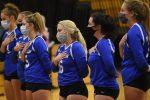 Girls Varsity Volleyball vs Corunna 2020-09-23 Photo Gallery