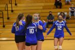 Girls JV Volleyball 3-0 win over Corunna  2020-09-23 Photo Gallery