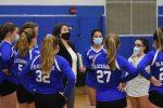 Girls JV Volleyball vs Goodrich 2020-10-22 Photo Gallery