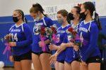 Girls Varsity Volleyball beats Lake Fenton in 5 sets on Senior Night 2020-10-29 Photo Gallery