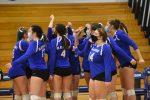 Varsity Volleyball MHSAA Districts vs Goodrich 2020-11-04 Photo Gallery
