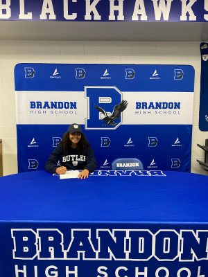Emma Martin Signs with Butler University