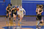 Girls Varsity Basketball 45-31 win over Owosso on 2021-02-17 Photo Gallery
