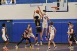 Boys Varsity Basketball 63-21 win over Owosso 2021-02-17 Photo Gallery