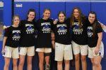 Girls Varsity Basketball 47-34 win over Holly on Senior Night 2021-03-13 Photo Gallery